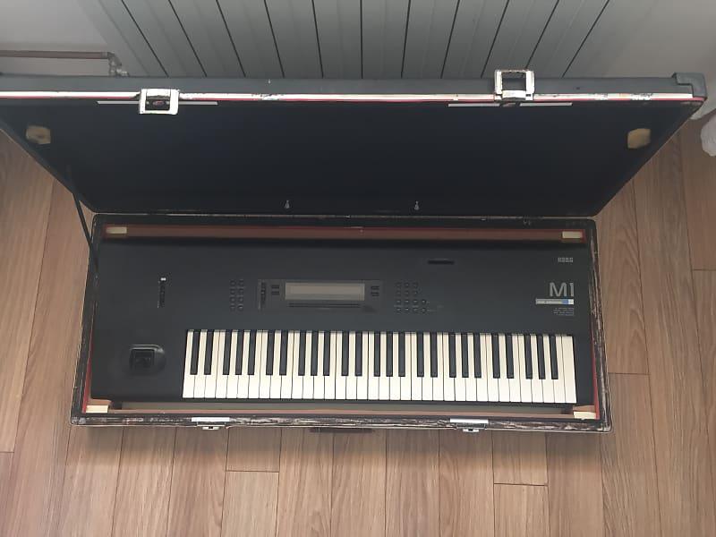 Vintage Keyboard Workstations : korg m1 workstation keyboard 90s vintage with flight case reverb ~ Hamham.info Haus und Dekorationen