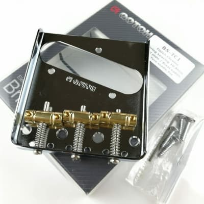 GOTOH Wilkinson BS-TC1 Vintage Fixed Bridge for sale