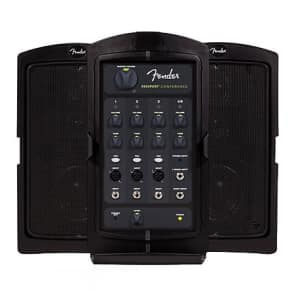 Fender Passport Conference Portable 4-Channel PA System