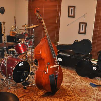 Emanuel Wilfer Master Model Bass 1992 Golden Brown