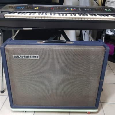 Farfisa TR 60 Deluxe '70 Blu for sale