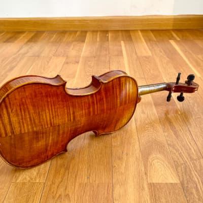 Student violin Copy A Stradivari 1715 4/4 Powerful Tone with case