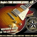 """Gibson Les Paul True Historic ~Tom Doyle """"TIME MACHINE"""" #8 1959 Relic Aged w/Doyle Coils PAF image"""
