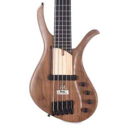 Ibanez AFR5WAP-NTF Affirma Series Bass Natural Flat 2019