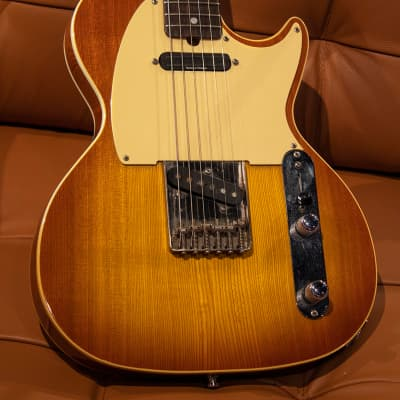 St. Blues Bluesmaster Electric Guitar - Strings and Things Custom - With Hardshell Case for sale