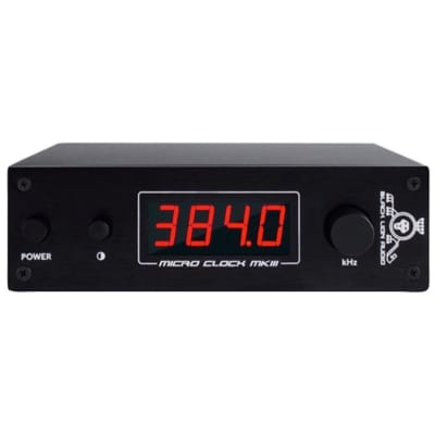 Black Lion Audio Micro Clock MKIII Wordclock Generator and Distributor