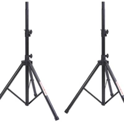 Stageline SS156BK Speaker Stands - Pair