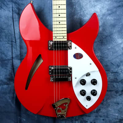 Rickenbacker Limited Edition 330 Pillar Box Red for sale