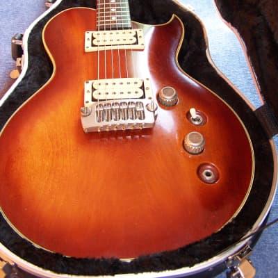 Rare Vintage 70s - The Aria Pro II Masterpiece Prototype PE-1500 (H. Noble, 1978, Violin Finish) for sale