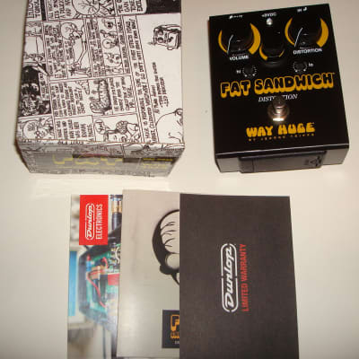 Way Huge Fat Sandwich Distortion Limited Edition WHE301
