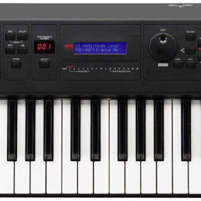 Yamaha MX61-YAM 61-Key Music Synthesizer - BLACK