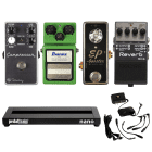 """Loaded Pedalboard """"Modern Classics"""" 2 W/FREE Power Supply image"""