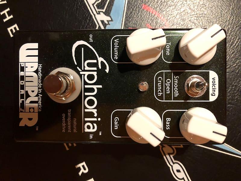wampler euphoria v1 brad 39 s guitar shop reverb. Black Bedroom Furniture Sets. Home Design Ideas