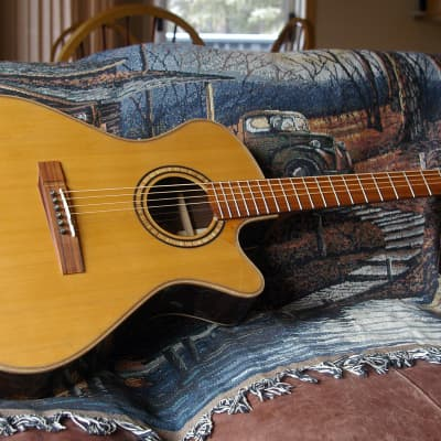 Andrew White EOS 1013C NAT 2019 Cedar/Rosewood for sale