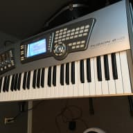 Alesis Fusion 6HD Synthesizer Workstation