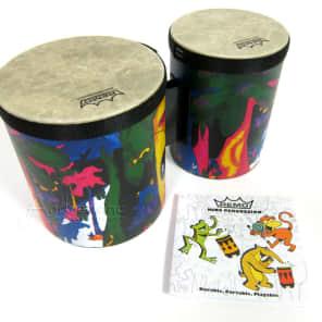 "Remo Kids Percussion Bongo Drum 5-6"""