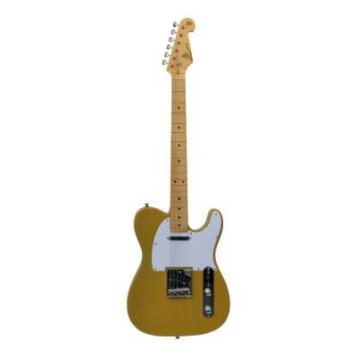 SX Electric Guitar TC - Blonde for sale