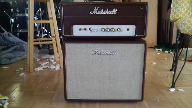 finest selection e7809 a8901 Marshall C5 Custom Shop 'Pin Up' Model W/O the 'Pin Up' *Rare Bird, Like  New 1 of only 12!