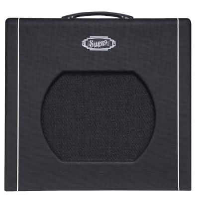 Supro 1808 Blues King 8 Guitar Amp Combo Amplifier, 1w, 1x8'', 12AU7 Power Tube