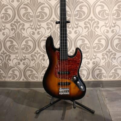 Ken Smith Proto-J fretless for sale