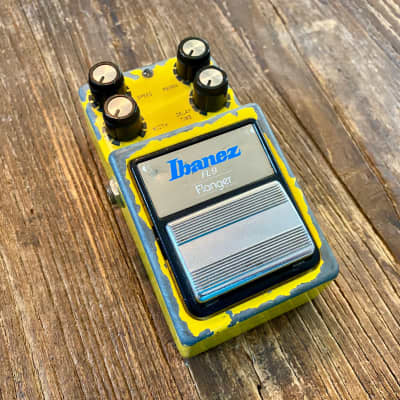Free USA Shipping | 80s Vintage Ibanez FL9 Flanger | Honest Wear, Sounds Great