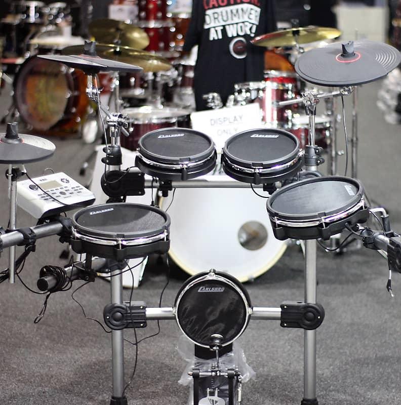 E drums suck