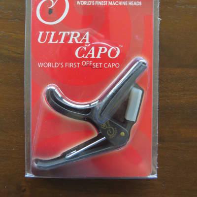 Grover Ultra Capo Black for sale
