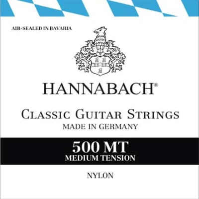HANNABACH 500MT Silver-Plated, Normal tension for sale