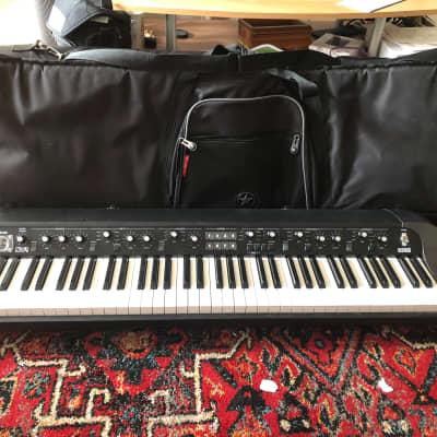 Korg SV-1 Stage Vintage Digital Piano 73-Key 2010s Black
