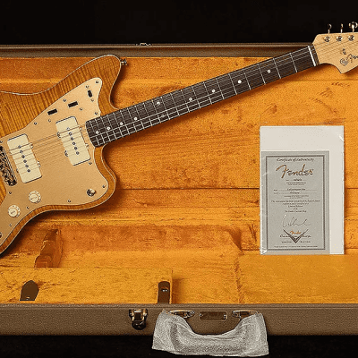 Fender Custom Shop Limited Edition Custom Deluxe Jazzmaster Honey Blonde 2013