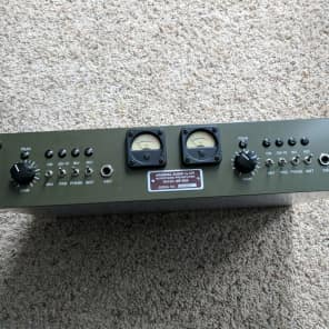 Arsenal Audio R20 Dual-Channel Mic Preamp