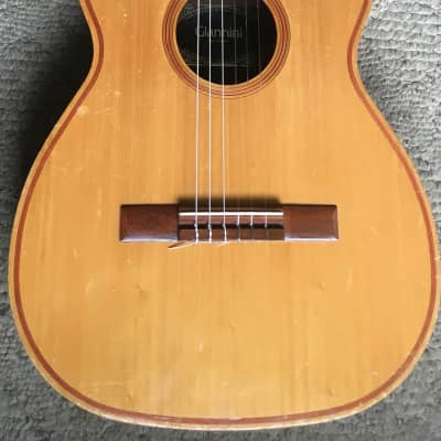 Giannini  1960's? Classical guitar, must see, nice, Brazil made. for sale