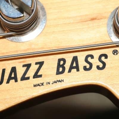 Fender Marcus Miller Artist Series Signature Jazz Bass MIJ 1999 - 2014 Natural for sale