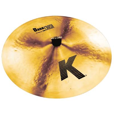 "Zildjian 19"" K Series Dark Thin Crash Cymbal"