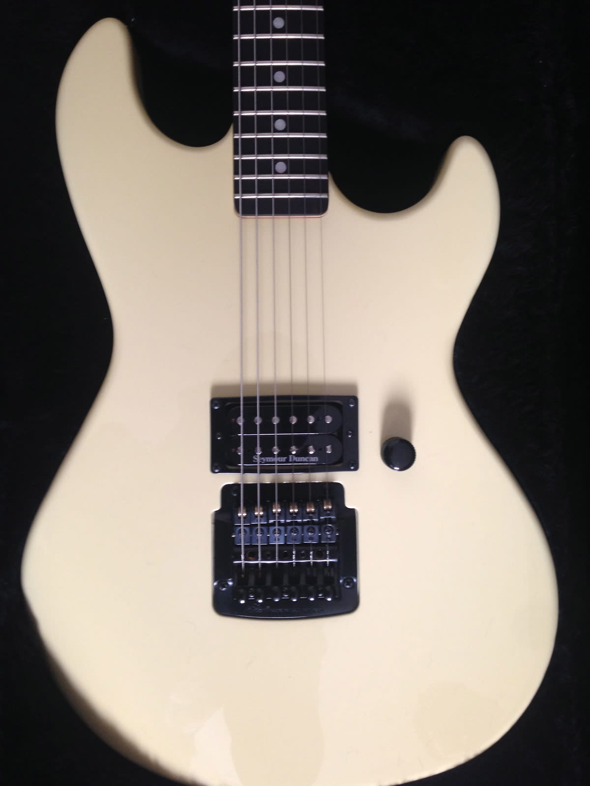 g l rampage jerry cantrell usa ivory reverb. Black Bedroom Furniture Sets. Home Design Ideas