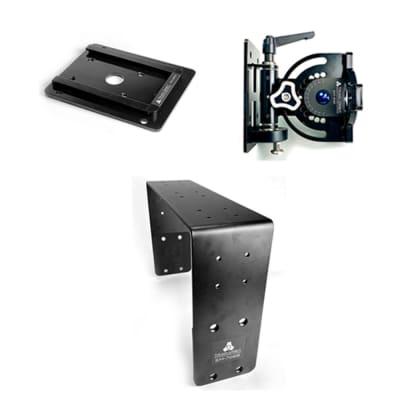 Triad-Orbit SM-WM1-SW1-708B - JBL 708p Powered Speaker Mount System