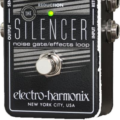 Electro-Harmonix Silencer Noise Gate Pedal for sale