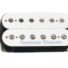 Seymour Duncan TB-6 Distortion Bridge Trembucker - white image