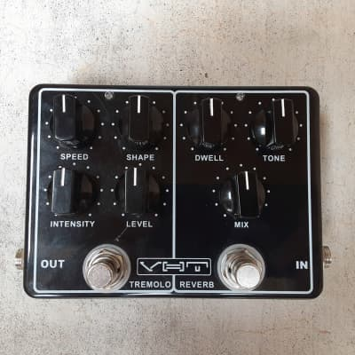 VHT AV-MV1 Melo-Verb Tremolo and Reverb Pedal