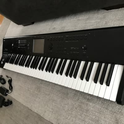 Korg M50 73 Key Keyboard Synth Black