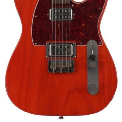 Nash T-2HB Guitar, Gretsch Orange, Lollartrons for sale