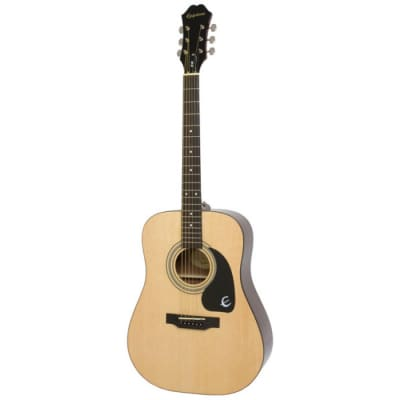 Epiphone DR-100 Acoustic Guitar - Natural for sale