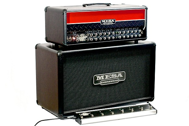 mesa boogie dual rectifier roadster head w custom grill red reverb. Black Bedroom Furniture Sets. Home Design Ideas