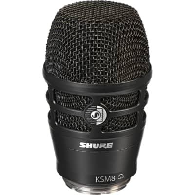 Shure RPW174 KSM8 Cardioid Dynamic Wireless Microphone Capsule