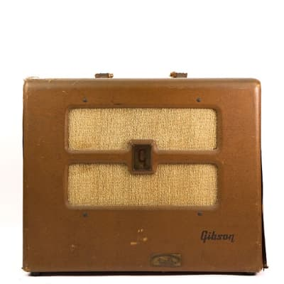 """Gibson BR-6F 3-Input 10-Watt 1x10"""" Guitar Combo 1948 - 1954"""