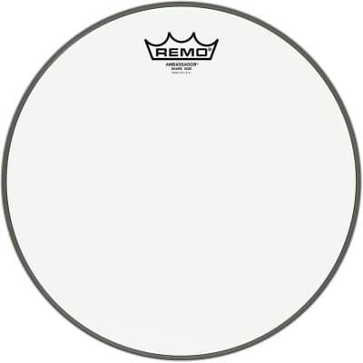 "Remo SA011400 14"" Ambassador Hazy Snare Side Drum Head"