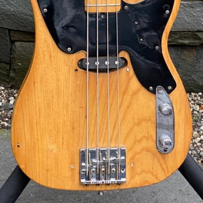 1969 Fender Telecaster Bass Stripped Natural Finish for sale