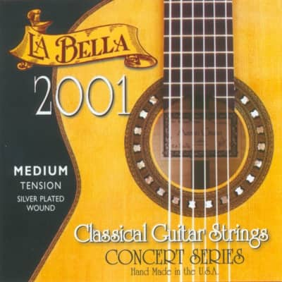 LaBella 2001 Classical Medium for sale