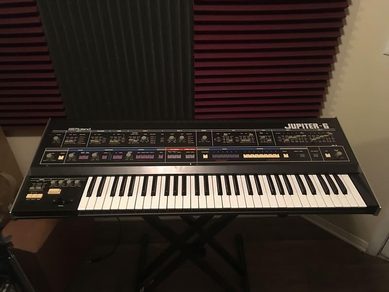 Roland Jupiter-6 | chris's Gear Garage | Reverb