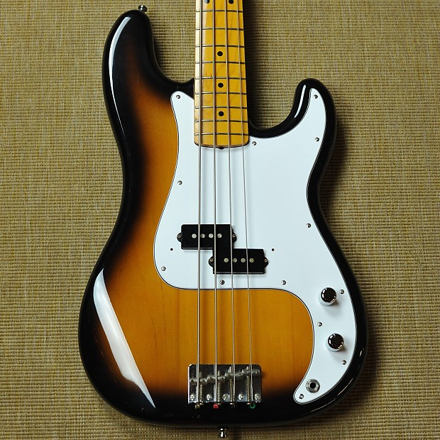fender japan 39 57 reissue precision bass mij 1993 reverb. Black Bedroom Furniture Sets. Home Design Ideas
